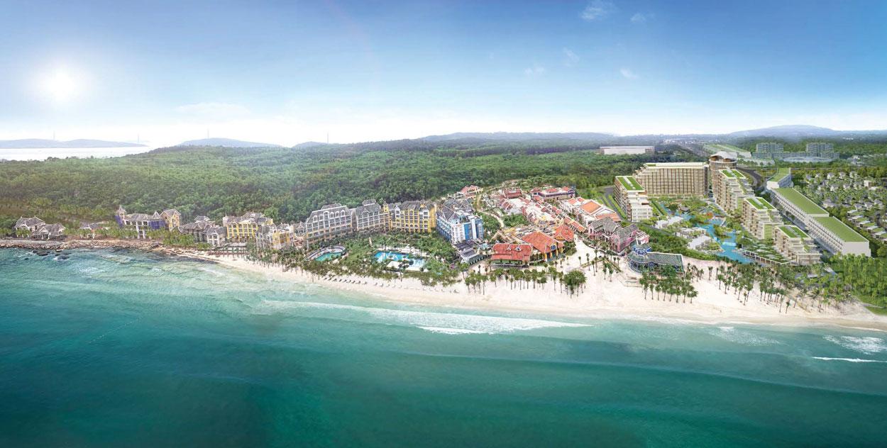 Marriott International Phú Quốc - khu nghỉ dưỡng đẳng cấp bậc nhất tại Phú Quốc