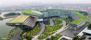 Khách sạn JW Marriott Hà Nội - khách sạn đầu tiên tại Việt Nam mang thương hiệu JW Marriott