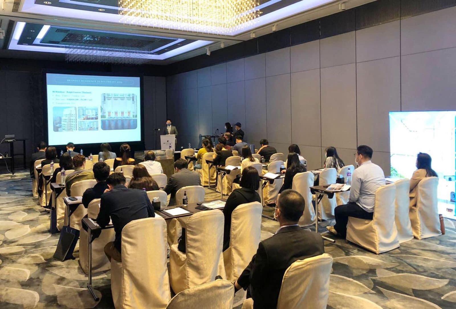 Họp báo giới thiệu dự án Grand Marina tại HongKong